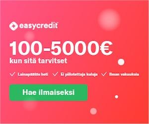 Easycredit tarjous